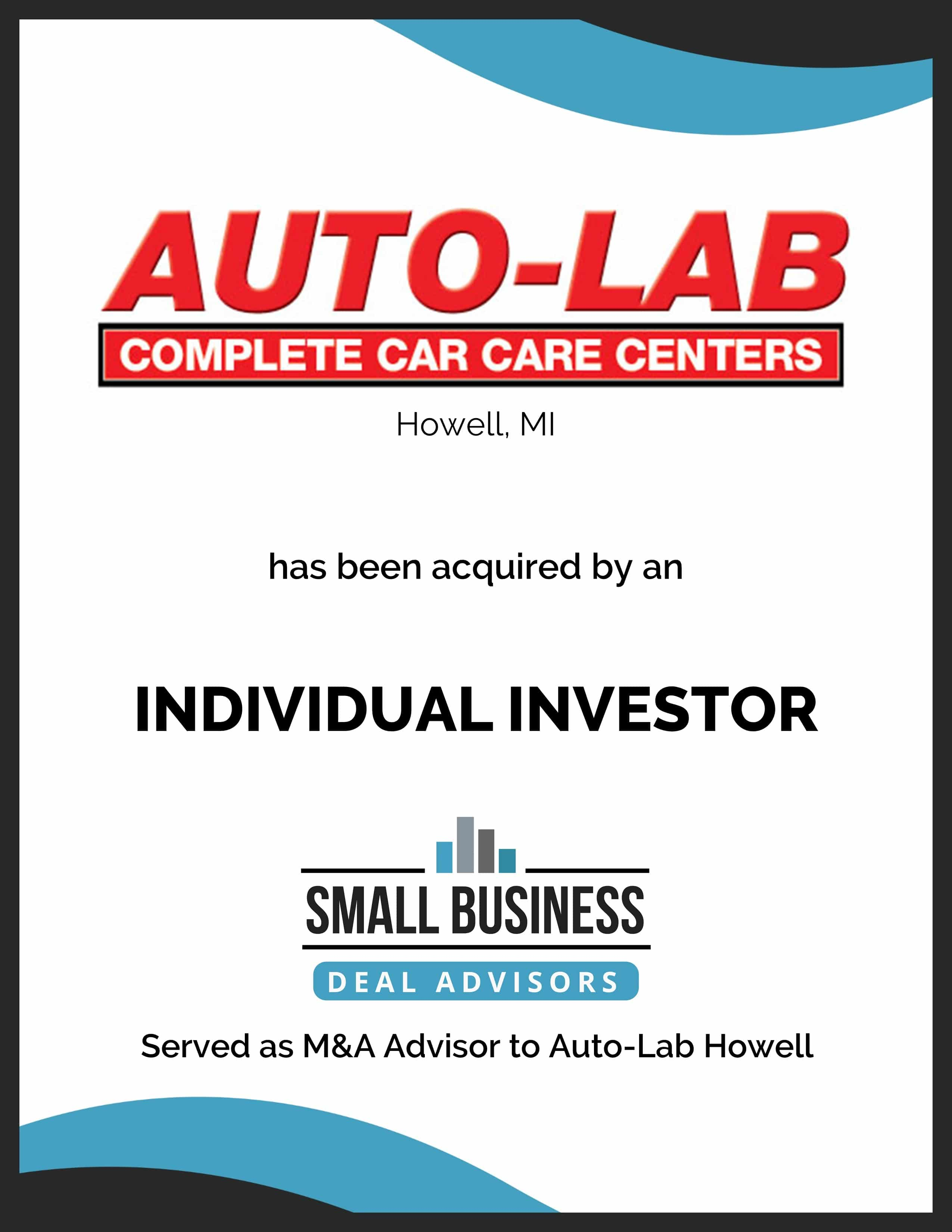 Auto-Lab Howell
